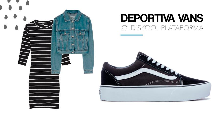 3 outfits para 3 deportivas mujer Müso Zapaterías