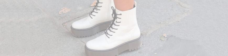 Botas de plataforma